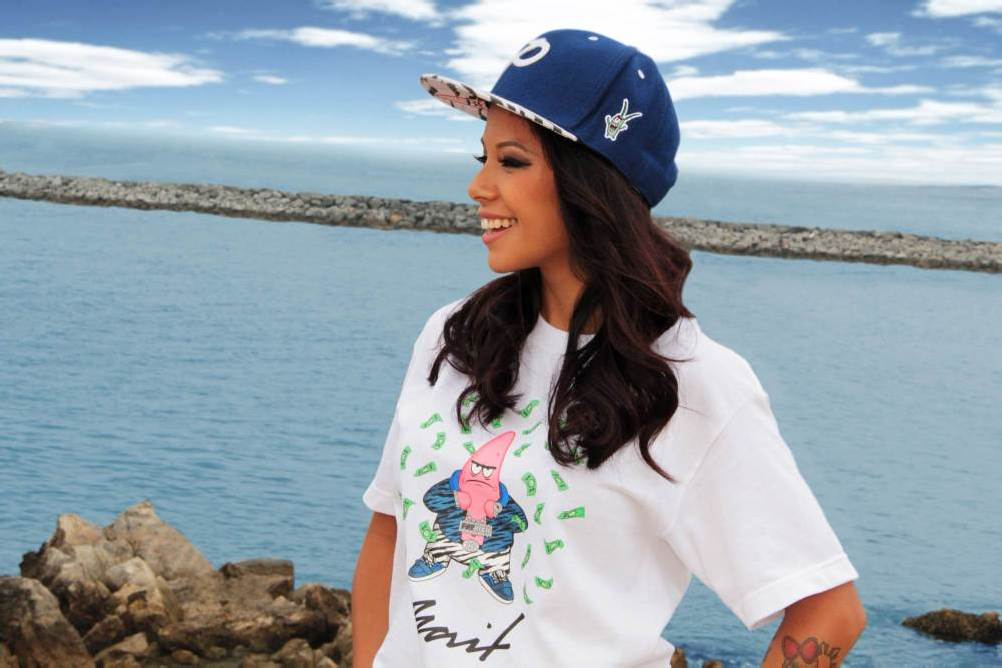 BAIT x SpongeBob Collection Lookbook – Featuring Jeri Lee