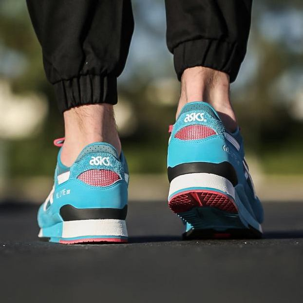"ASICS GEL LYTE III ""TEAL DRAGON"" RE-ISSUE – In-Store Details"