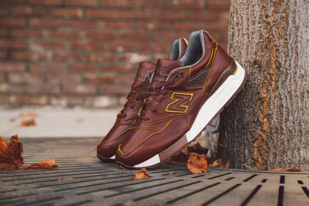 NEW BALANCE x HORWEEN LEATHER M998