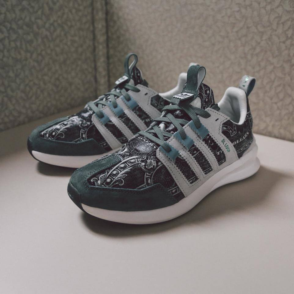 """WISH x ADIDAS SL LOOP RUNNER """"INDEPENDENT CURRENCY"""" – BAIT 93ff9e441"""