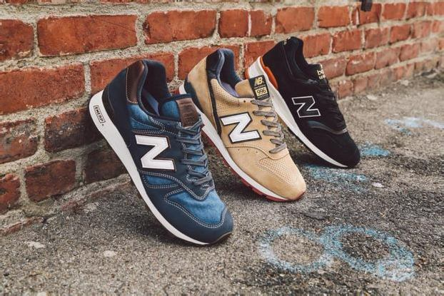 "NEW BALANCE ""DISTINCT AUTHORS COLLECTION"""