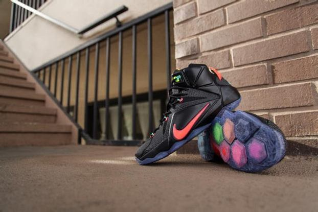 "NIKE LEBRON 12 ""DATA"""