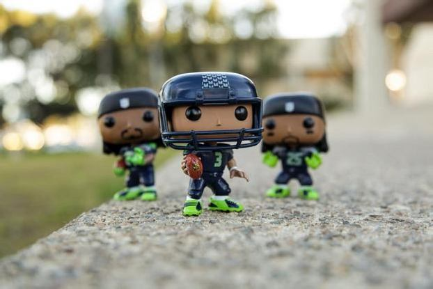 FUNKO POP NFL: WAVE 1 – SEATTLE SEAHAWKS