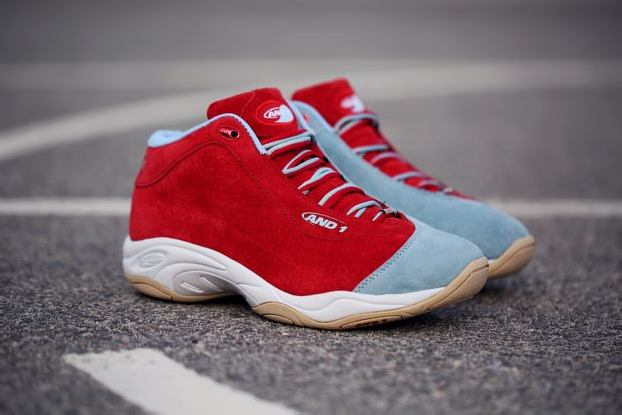 """BAIT x AND1 TAI CHI """"BLUE APPLE"""" – LAUNCHES 1/17"""