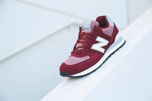 "NEW BALANCE ML574PMW ""PENNANT COLLECTION"""
