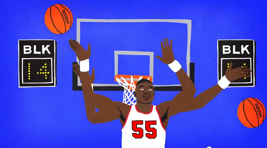 """adidas Originals """"House of Mutombo"""" 
