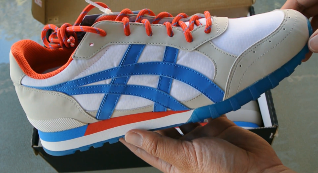 "KoF Mailbox Video: Onitsuka Tiger x BAIT by Akomplice Colorado Eighty-Five ""6,200FT"""
