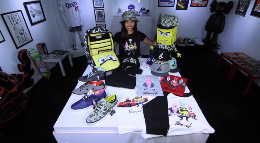 BAIT Unboxed: BAIT x SpongeBob Collection