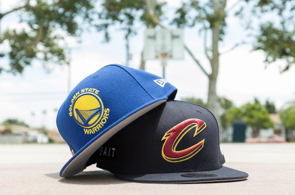 BAIT x New Era – NBA FINALS – Cleveland vs Warriors