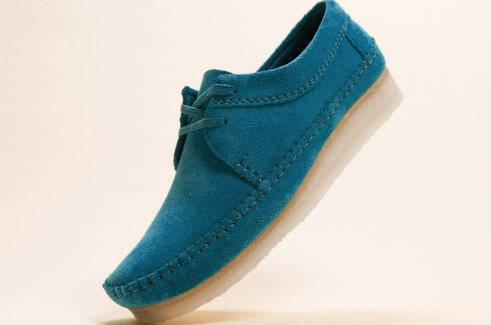 Clarks - Weaver Suede Collection is now Available