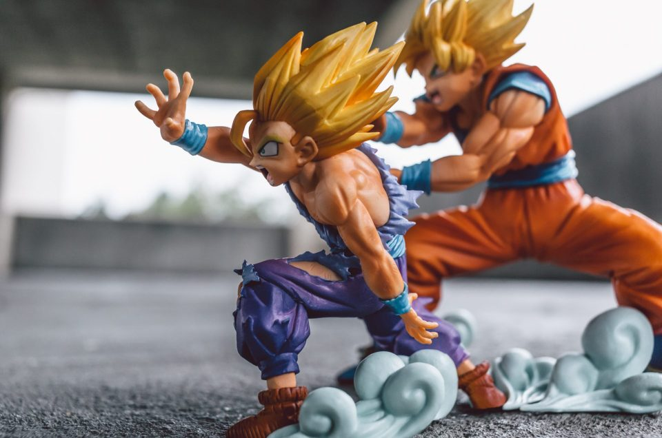 Banpresto Dragon Ball figures have arrived