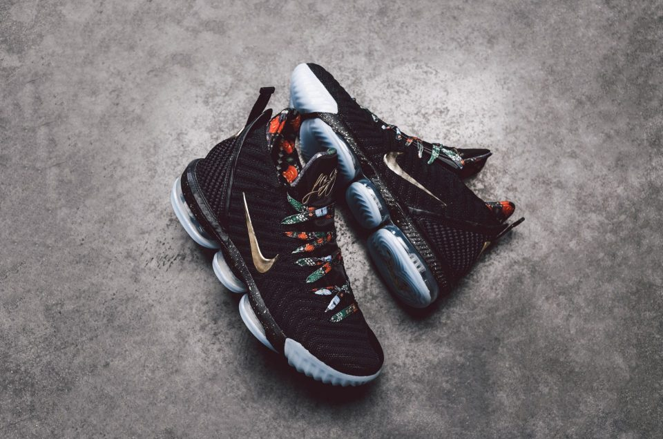 The Nike Lebron VI – King's Throne