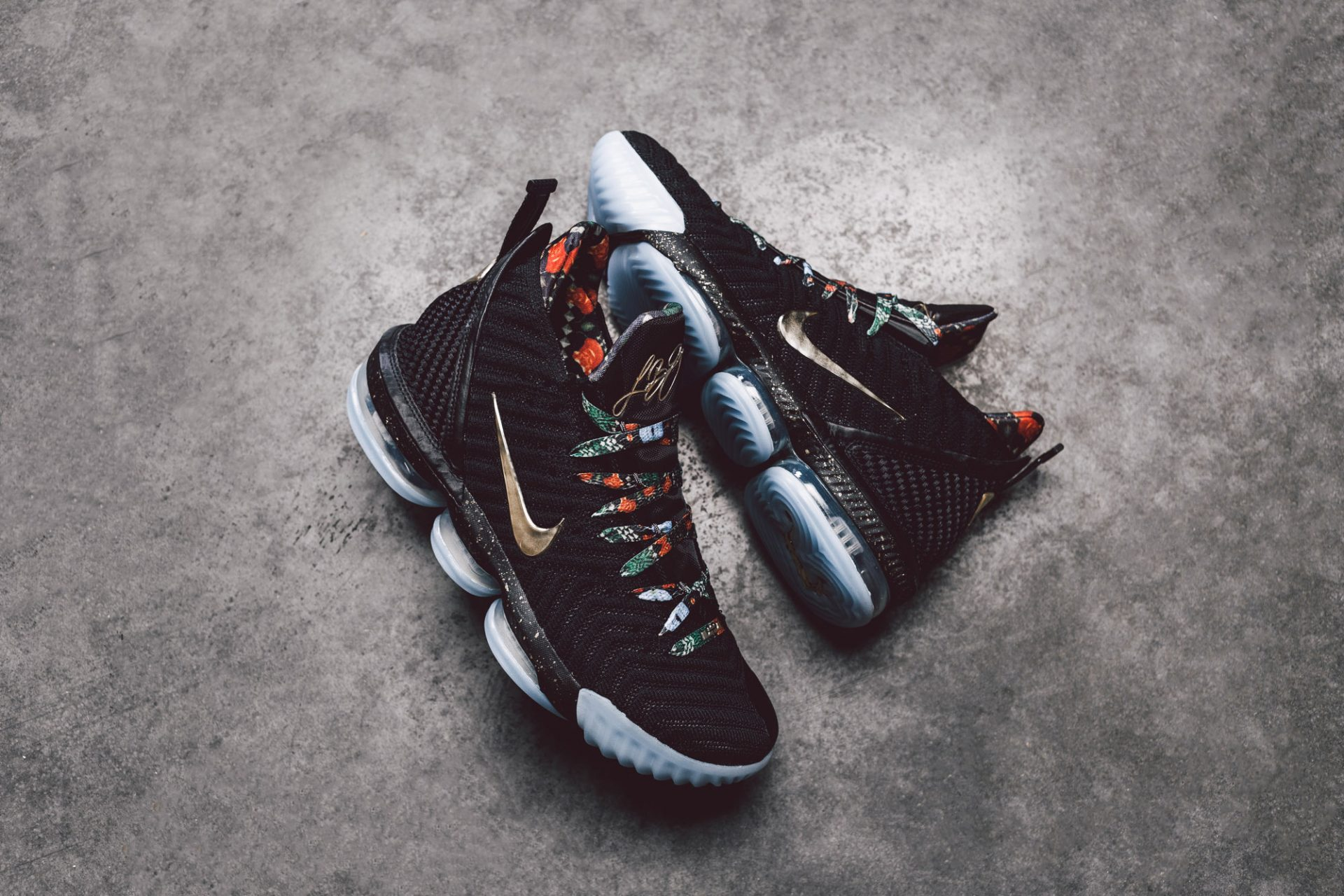 newest 345ba f04af The Nike Lebron VI – King s Throne. February 20, 2019   Events   Fashion    Footwear