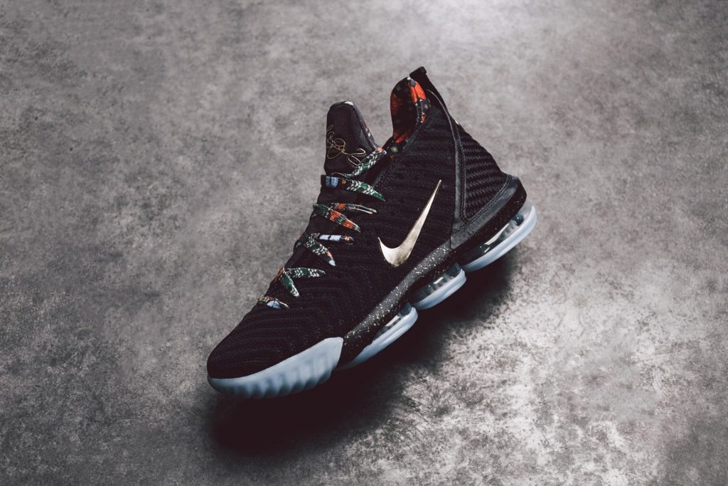 sneakers for cheap e36e9 59110 The Nike Lebron VI – King s Throne. February 20, 2019 In Events Fashion  Footwear