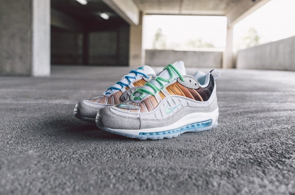 Nike Air Max 98 by Gabrielle Serrano – NYC