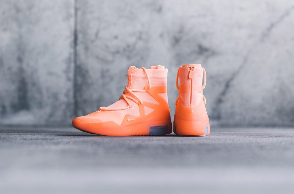 Nike x Fear of God – Orange Pulse