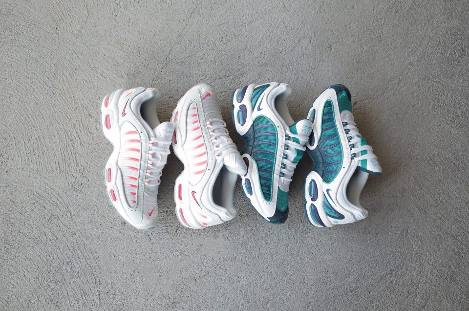 Nike Air Max Tailwind IV - Ghost & Spirit Teal
