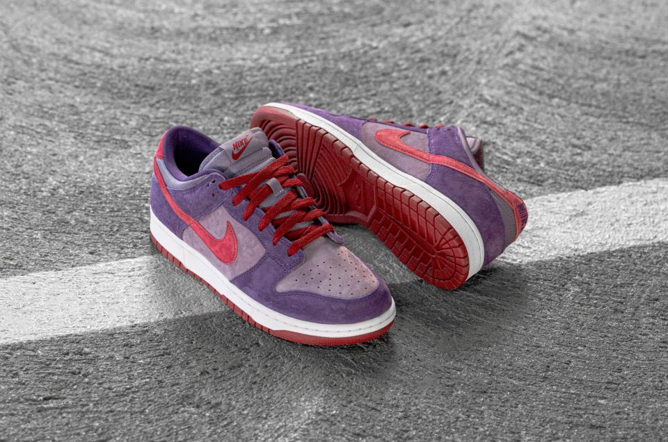 Nike Dunk Low - Plum