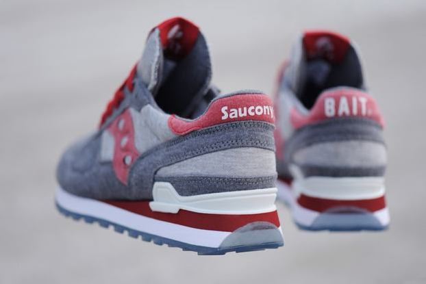 "BAIT x SAUCONY SHADOW ORIGINAL CRUELWORLD 4 ""MIDNIGHT MISSION"" – Releases Tomorrow"