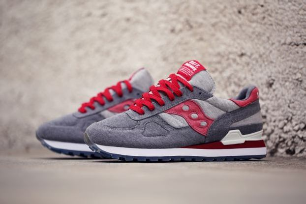 "BAIT x SAUCONY SHADOW ORIGINAL CRUELWORLD 4 ""MIDNIGHT MISSION"" – In-Store Reservations"