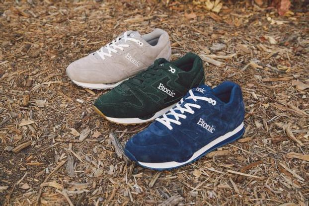 "ETONIC TRANS AM ""SUEDE COLLECTION"""