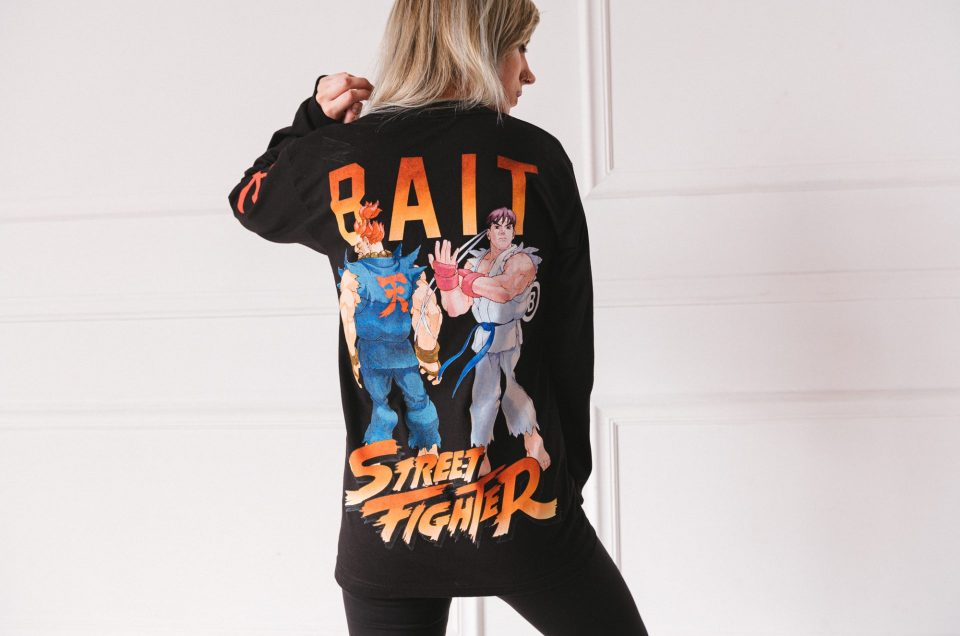 Street Fighter x BAIT