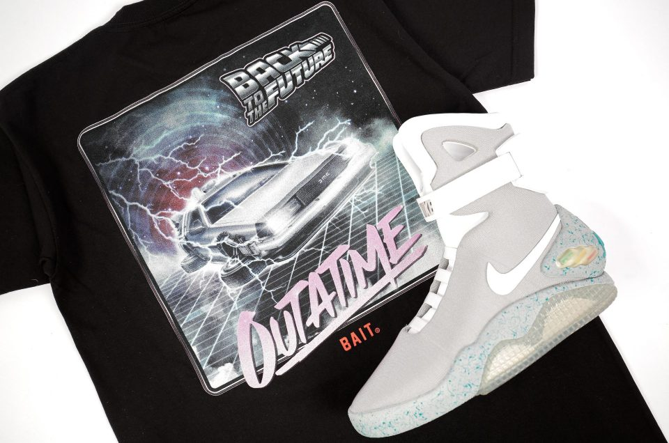 BAIT x Back To The Future