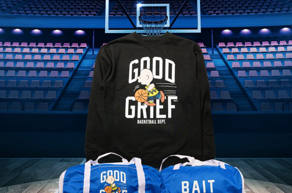 BAIT x Snoopy - Basketball