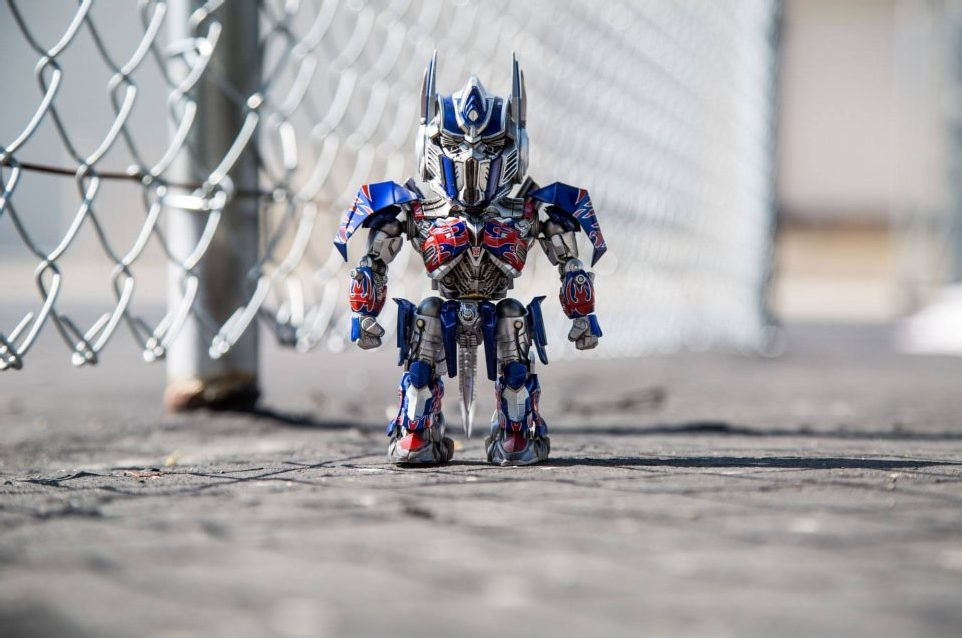 Bait San Diego Comic Con Exclusives 2015: Optimus Prime Herocross Diecast