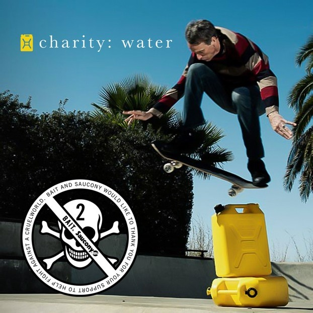 CruelWorld 2 Charity Nominee: CHARITY WATER
