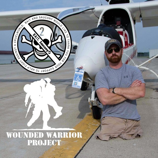 CruelWorld 2 Charity Nominee: WOUNDED WARRIOR PROJECT