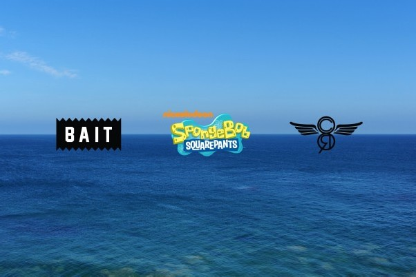 BAIT x Creative Recreation x Spongebob