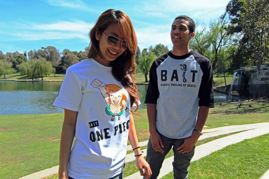 BAIT x One Piece Apparel Collection – Available Now