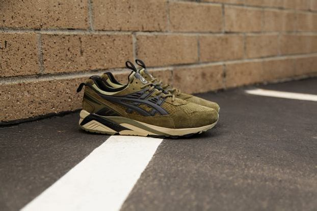 FOOTPATROL x ASICS GEL KAYANO TRAINER