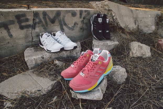 "0c70fcb39 adidas ORIGINALS ZX 8000 ""FALL OF THE WALL"" PACK – BAIT"