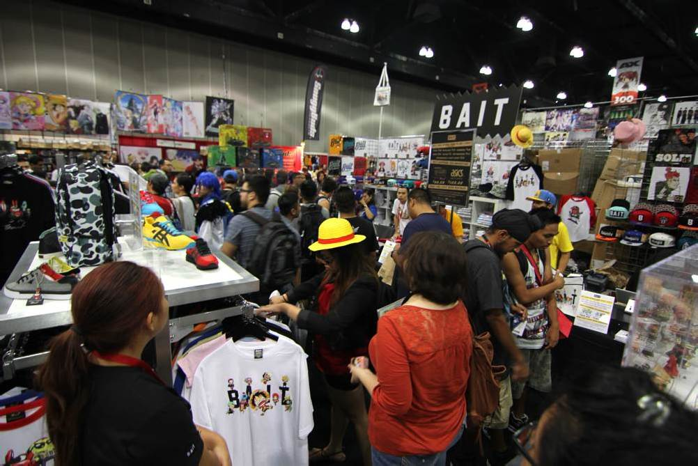 Photos from BAIT @ Anime Expo 2013