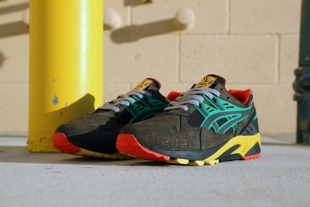 "PACKER SHOES x ASICS GEL KAYANO TRAINER ""ALL ROADS LEAD TO TEANECK"""