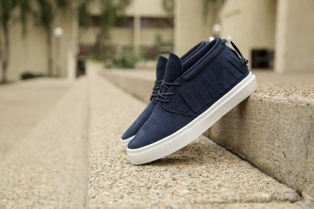 CLEAR WEATHER THE ONE-O-ONE – NAVY SUEDE