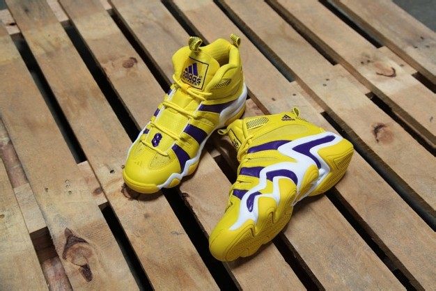 "ADIDAS CRAZY 8 – ""LAKERS"""