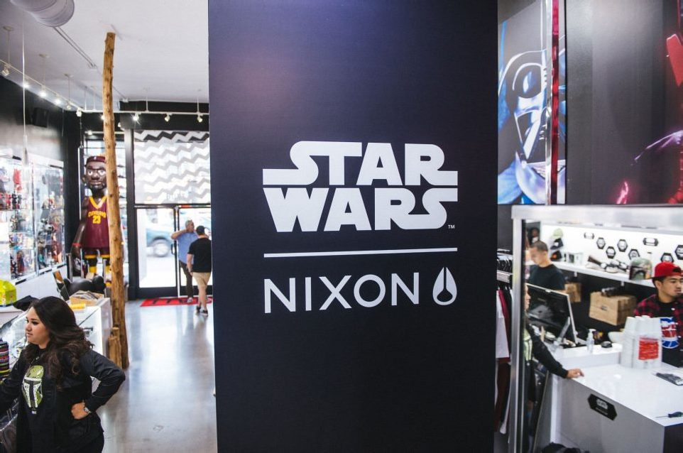 Nixon x Star Wars Event Recap.