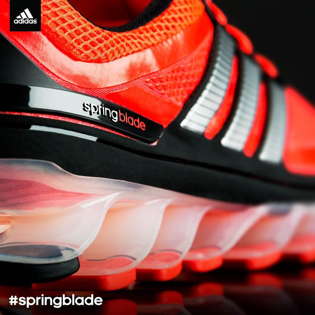 adidas Springblade – Coming to BAIT August 1!