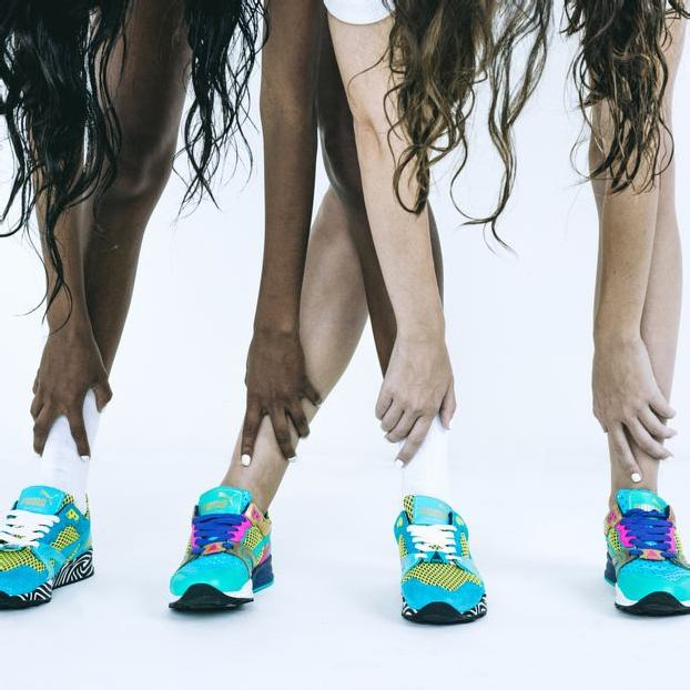 "SOLANGE KNOWLES x PUMA ""WILD WONDERS"" COLLECTION"