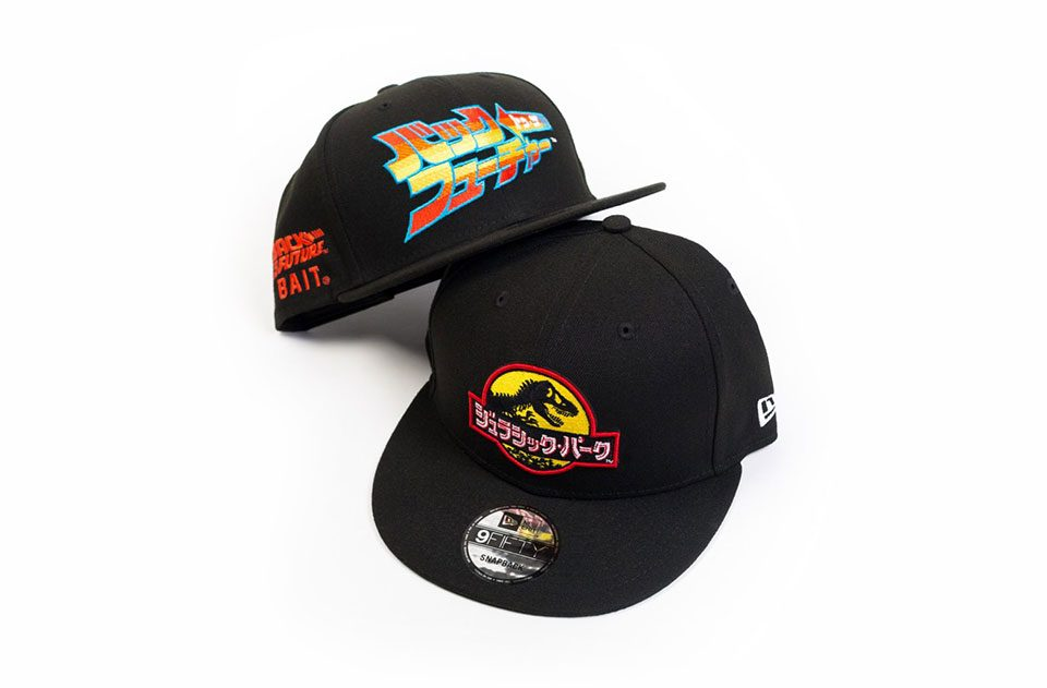 BAIT Teams up with NEW ERA to drop some BAIT Capsule Goodness