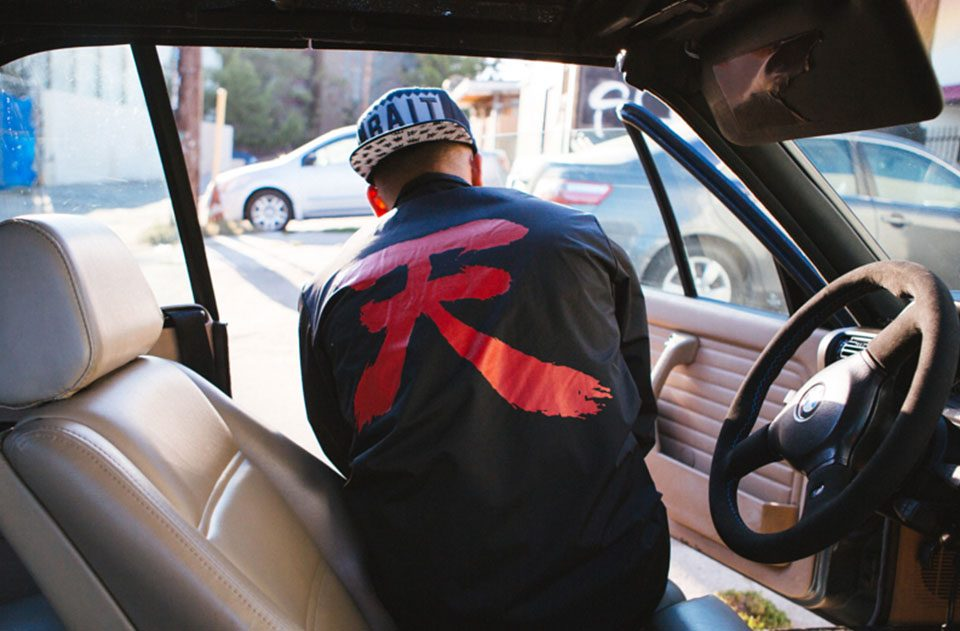 BAIT x Street Fighter New Akuma Jacket Available