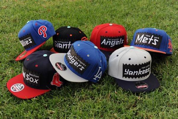 BAIT x American Needle MLB Snapback Collection