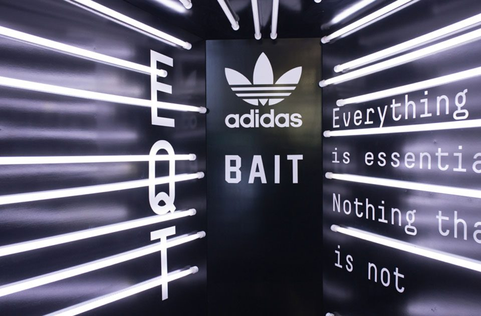 BAIT x Adidas Consortium Launch Party for EQT