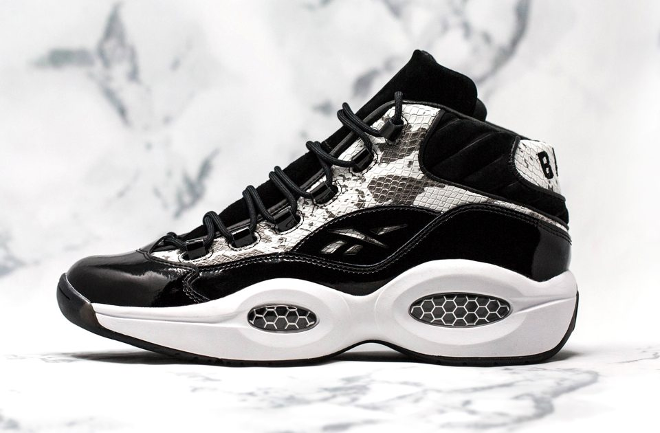 "BAIT X Reebok ""Snake 2.0"" Question Mid"