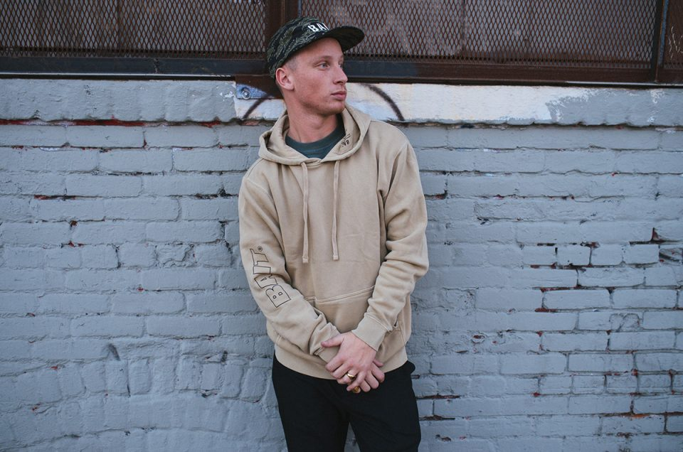 BAIT – Pigment Dyed Hoody Collection