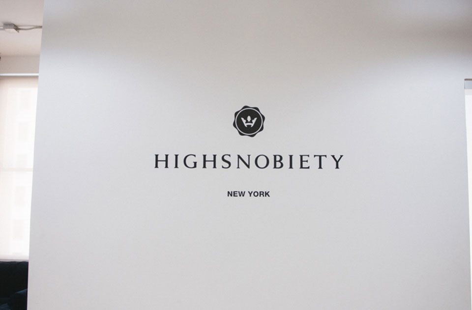 Hello From the Highsnobiety Office! New York City