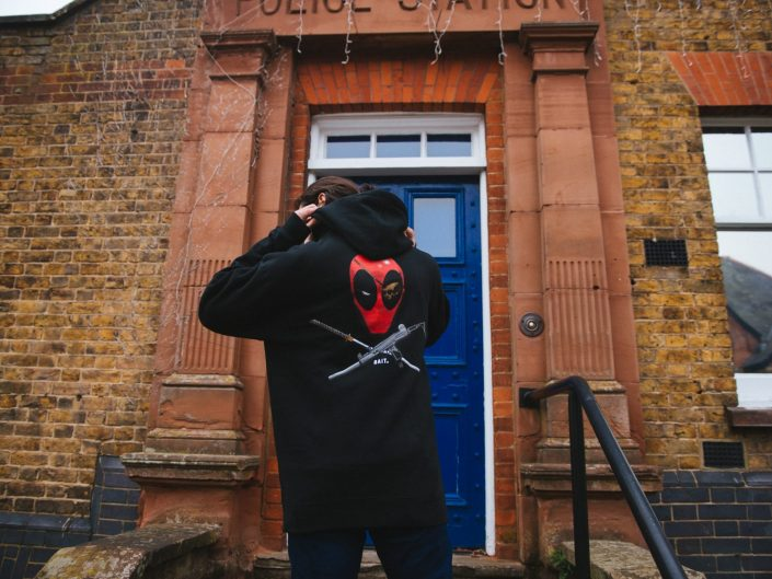 BAIT x Marvel's Deadpool